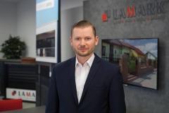 potrét majitele LAMARKu Milana Kučery (2021)