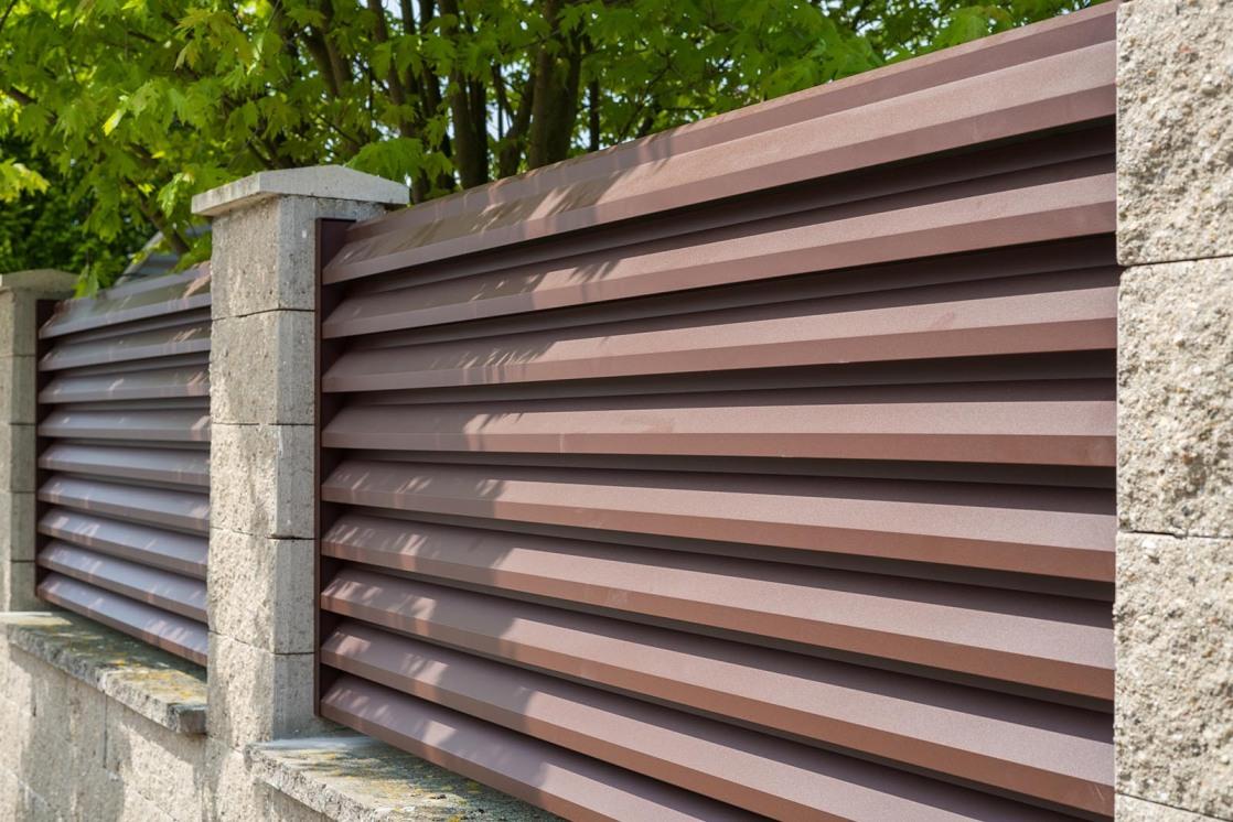 Hliníkový plotový dílec LAMARK, motiv Lugo
