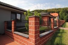 kované plotové dílce